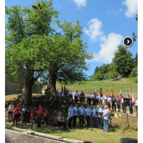 Srečanje borcev in aktivistov Kozjanskega odreda